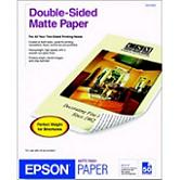 "EPSON Premium Presentation Paper Matte Double-Sided 8.5"" x 11"" (50 sheets/pkg)"