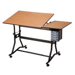 ALVIN® CraftMaster III Split-top Drafting, Drawing and Art Table