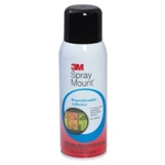 3M Spray Mount™ Spray Adhesive