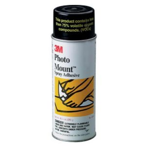 Photo Mount (10.3oz. can)