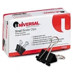UNIVERSAL Binder Clips (Small) 10200
