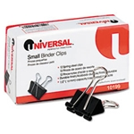 UNIVERSAL 10199 Binder Clips (Mini) Dz.