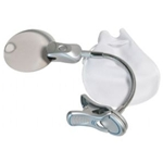 ALVIN® Lighted Clip Magnifiers