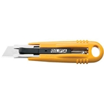 OLFA® Self-Retracting Safety Knife (SK-4)