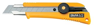 No Slip Utility Knife