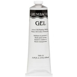 GRUMBACHER® Gel Transparentizer Medium