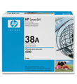 HP LaserJet Print Cartridge #38D Dual Pack (2 Pack of Q1338A) (12,000 x 2 Yield)