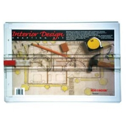 CHARTPAK Interior Design Drafting Kit