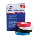 THREADED EDGING TAPE-RED