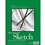 Strathmore Premium Recycled Sketch Paper Pads