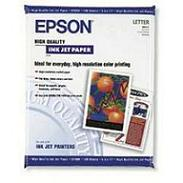 "EPSON High Quality Ink Jet Paper 8.5"" x 11"" (100 sheets/pkg)"