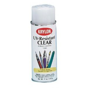 KRYLON® UV-Resistant Clear Spray