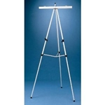 HERITAGE™ Aluminum Easel with Flipchart Holder ATA-3