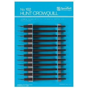 Crow Quill Pen Set