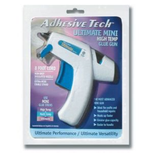 ADHESIVE TECH The Ultimate Mini Glue Gun