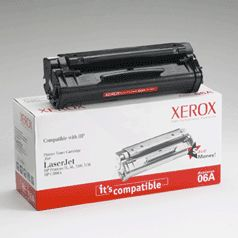 Xerox HP Compatible C3906A Black Toner Cartridge