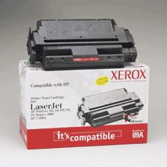 Xerox HP Compatible C3909A Black Toner Cartridge