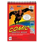 SETH COLE Manga – Comic Sketch Pad