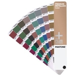 PANTONE Plus Series Premium Metallics Guide Coated (GG1305)