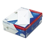 COLUMBIAN #10 Gummed Flap Business Envelopes, White 24LB (100/box)