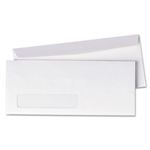 QUALITY PARK #10 Window Envelopes
