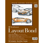 Strathmore Layout Bond Pads - 400 Series