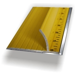 SPEEDPRESS Ultimate Steel Safety Ruler