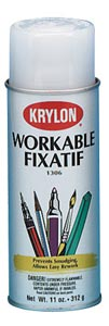 KRYLON® Workable Fixative