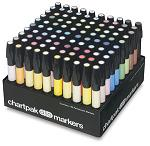 Chartpak Ad Marker Assorted Set of 100