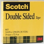3M Scotch® 665 Double Coated Tape