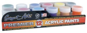 Premier Acrylic Paint Set