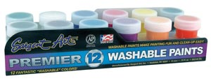 SARGENT ART Premier Washable Paint Set