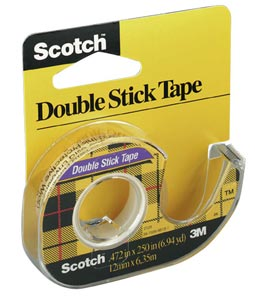 3M Scotch® Double Stick Tape