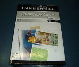 Hammermill 80lb Color Copy Cover