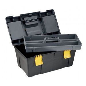 Large Plastic Art Tool Box