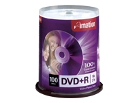 DVD+R 4.7GB 16X Branded Government Series (100/Spindle)