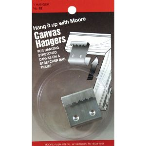 MOORE Canvas Hanger Set