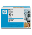 HP LaserJet Print Cartridge #29X (10,000 Yield)