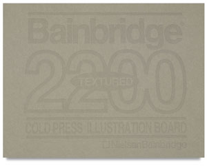 Bainbridge Letramax 2200 Cold-Press Illustration Board