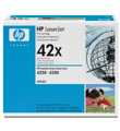 HP LaserJet Print Cartridge #42X (20,000 Yield)