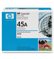 HP LaserJet Print Cartridge #45A (18,000 Yield)