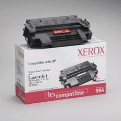 Xerox HP Compatible HP92298A Black Toner Cartridge