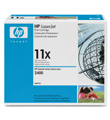 HP LaserJet Print Cartridge #11X (12,000 Yield)