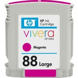 HP #88XL Ink Cartridge Magenta (1,980 Yield)