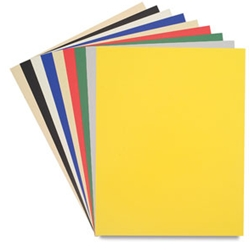 CRESCENT 14-Ply Colored Poster Board