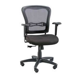ALVIN® Paragon™ Mesh Back Manager's Chair