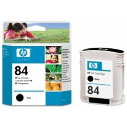 HP #84 Black Ink Cartridge 5016A