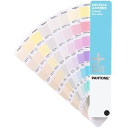 PANTONE Plus Series Pastels & Neons Guides Coated & Uncoated (GG1304)