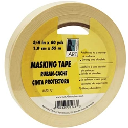 ART ALTERNATIVES® Economy Masking Tapes