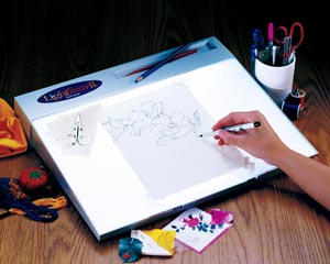 ARTOGRAPH® Lightracer II - Lightbox